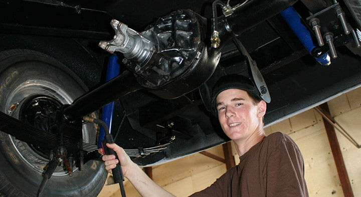 auto-restoration
